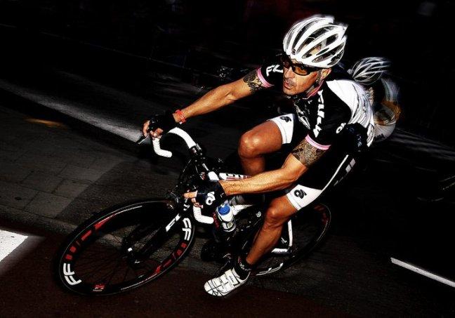 riding in fear in Heerlen...