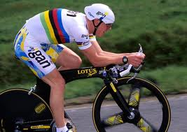 World Champ Chris Boardman
