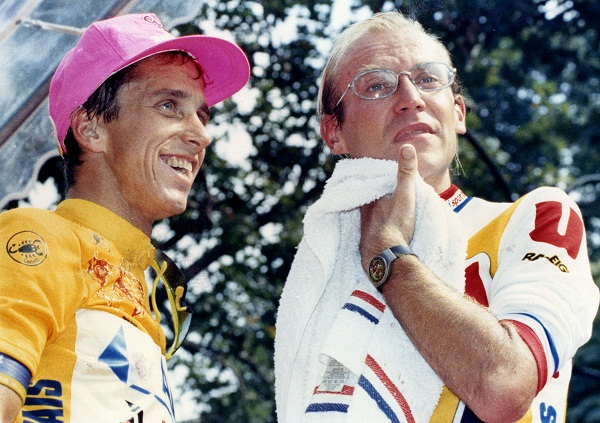 Lemond & Hinault brought us one of the best ever Tours in 1989