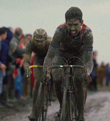 Sean Kelly's mum was not impressed when he brought his kit home...