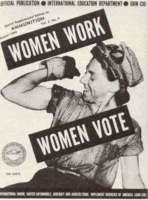 women? vote? pish posh!