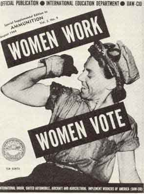 women? vote? pish posh!