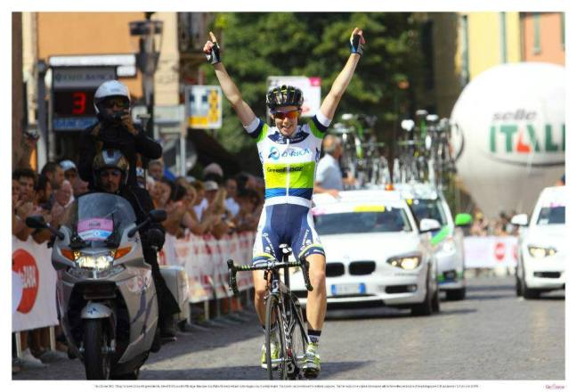Omloop and Giro stage winner, Tiffany Cromwell