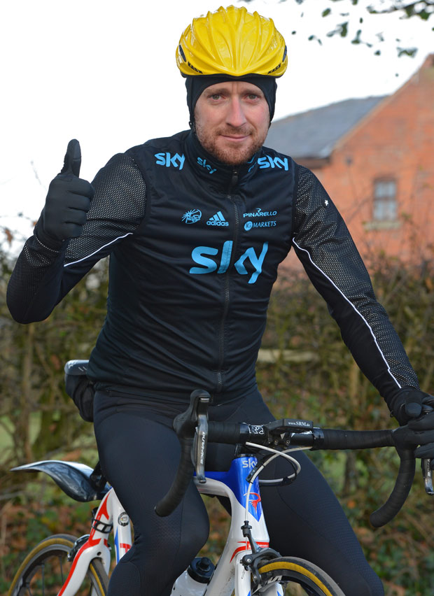 thumbs up for Roubaix?