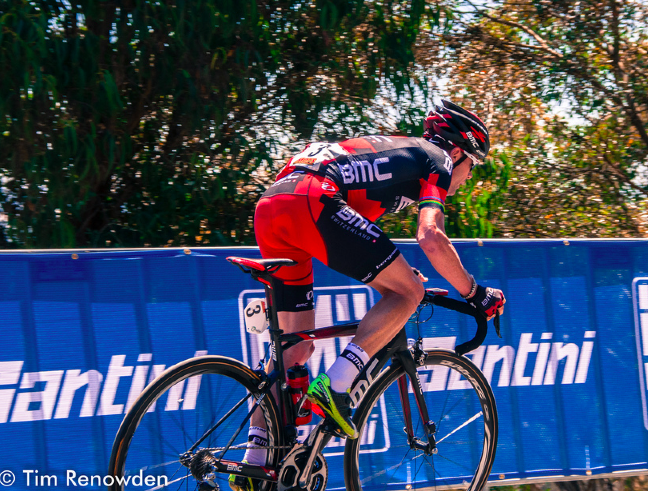 Is this a leaner, meaner Cadel Evans?
