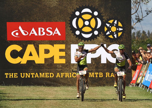 Hermida-and-Van-Houts-Cape-Epic-stage-1-2013