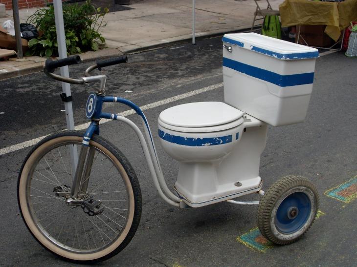 The Xenton Prio. It's a crap bike.