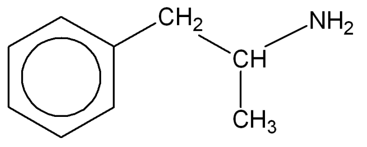 amphetamine: the chemical diagram of choice for riders in the 50s... and 40s... and 30s... and 60s...