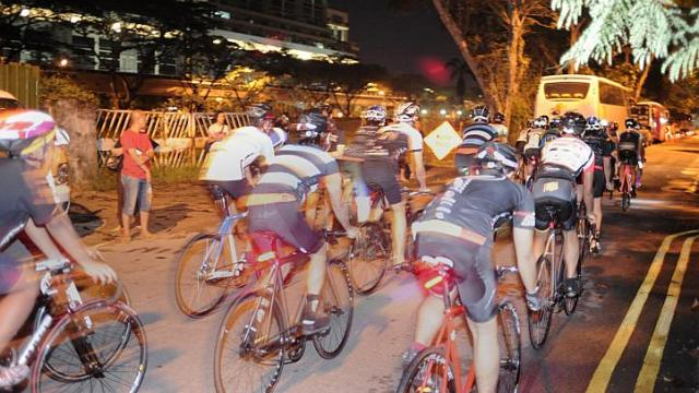 Photo: non-cycling Singaporeans have been known to hit the forums to celebrate when a cyclist is killed.