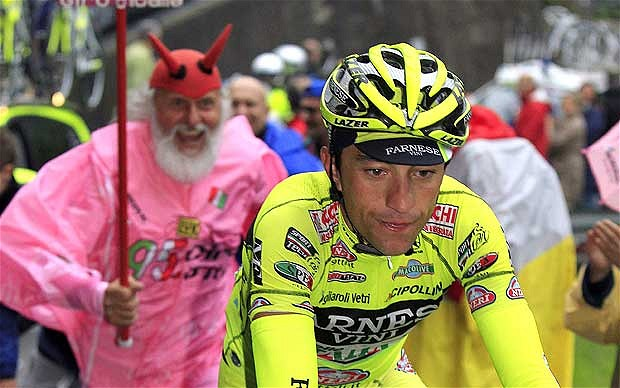 Photo: at the time of the KOM classification win he laughed about having been given the nickname Rambo by his teammates.