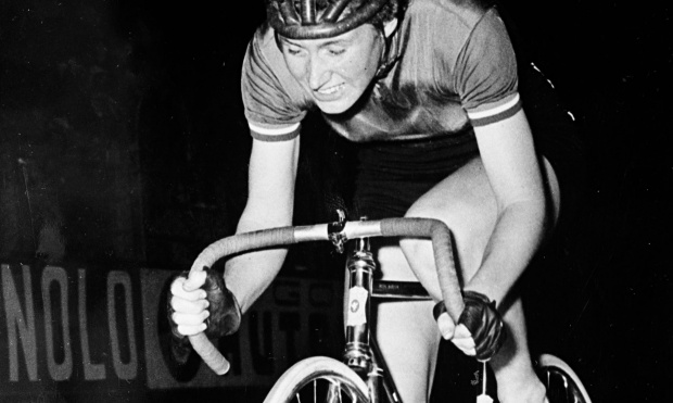 The mighty Beryl Burton