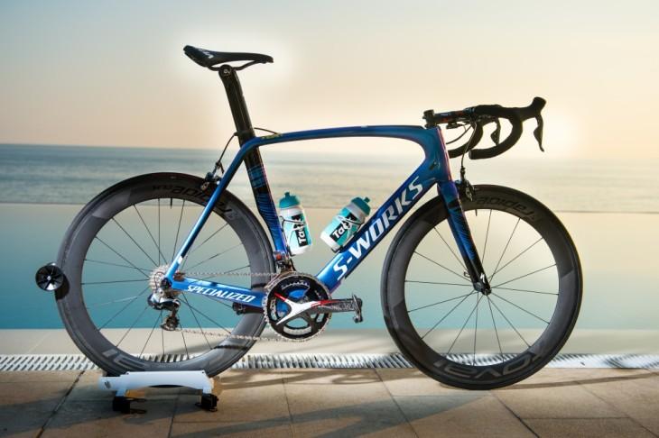 Boonen's Blue Bomber